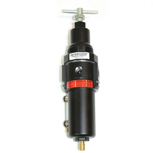 "1/2"" Standard Metal Combo Regulator / Filter WB1380T"