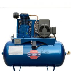 AAA 3HP 3PH K28 60 Gallon Horizontal
