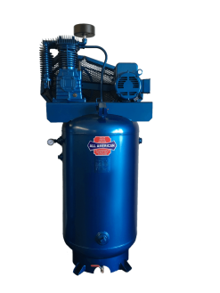 AAA 5HP 1PH K30 80 Gallon Vertical