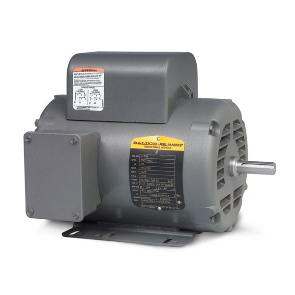 Baldor L1512T 10HP 1PH 1725RPM