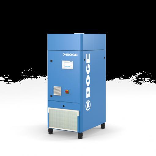 Boge 16 HP VFD 120 Gallon | 3-Phase 460-575V | 100-190 PSI | C16FN