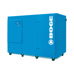 Boge 220 HP S-Series | Base | 3-Phase 460-575V | 100-190 PSI | S220-3N