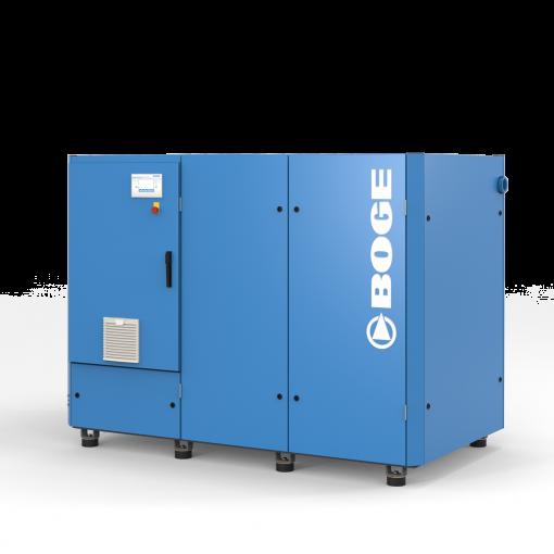Boge 125 HP VFD 120 Gallon | 3-Phase 460-575V | 100-190 PSI | MPCF | SLF125-3NVFD
