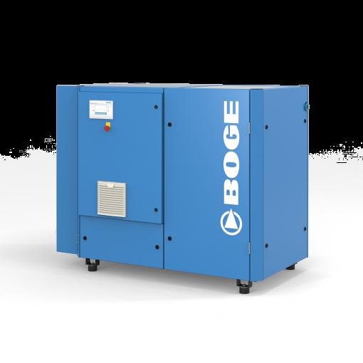 Boge 30 HP VFD 120 Gallon | 3-Phase 460-575V | 100-190 PSI | MPCF | SLF40-3NVFD