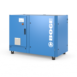 Boge 75 HP VFD 120 Gallon | 3-Phase 460-575V | 100-190 PSI | MPCF | SLF75-3NVFD