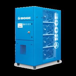 Boge 22 HP EO-Series | Oil-Free Scroll | 3-Phase 230-460V | 116-145 PSI | EO17