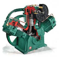 Curtis 7.5-10HP E71 Two Stage Pump