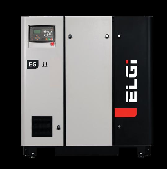 ELGI EG11 Base 3PH 208-230/460V 100-175PSI