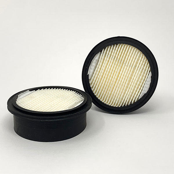 Generic Round Panel Intake Filter - Large