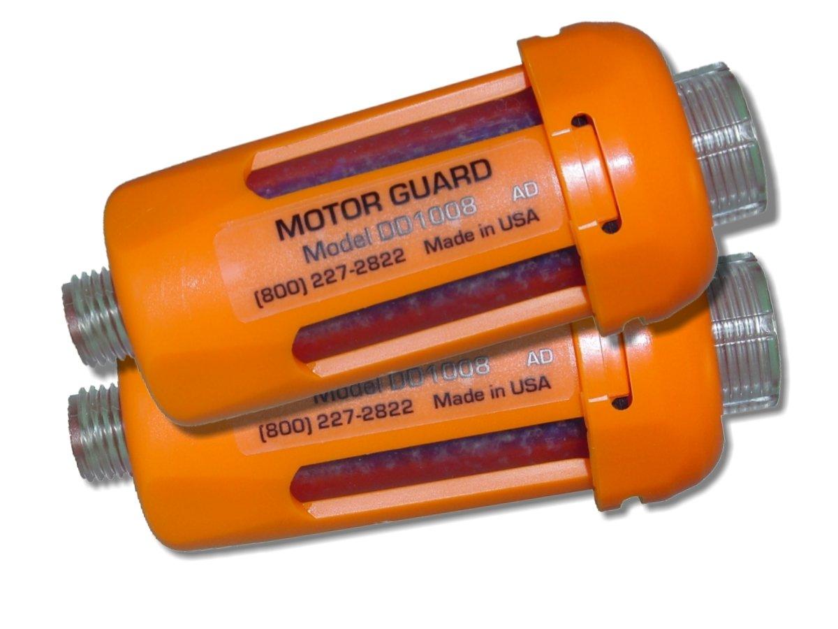 "MotorGuard Inline Filter 1/4"" DD1008-2 (2 Pack)"