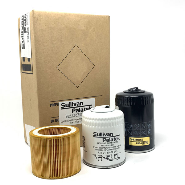 Palatek C20-30 4K Hour w/oil P45 #K00060-C20