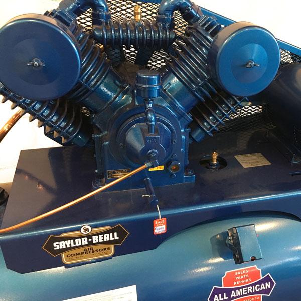 AAA 7.5HP 3PH 707 120 Gallon Vertical