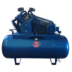 AAA 5HP 1PH 705 80 Gallon Horizontal