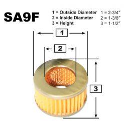 Air Filter SA9F