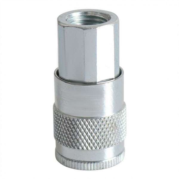 "CA440 Z 1/4"" Automotive Steel Coupler x 1/4"" Female NPT"