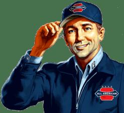 Captain Compressor - All American Air Compressors