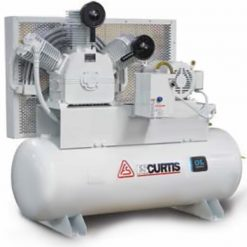 Curtis 5HP 120 Gallon Oil-less VW50 Vertical 208-460V