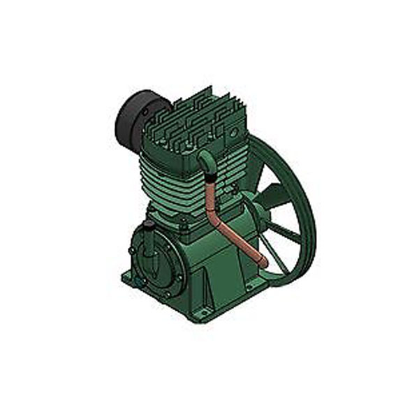 Curtis 7.5HP Basic Pump Compressor CT75