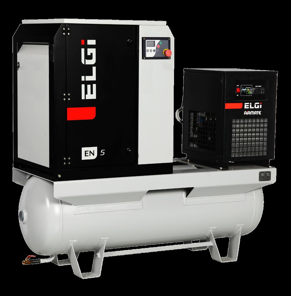 ELGI EN04 60TD 1-3PH 208-230/460V 100-175PSI