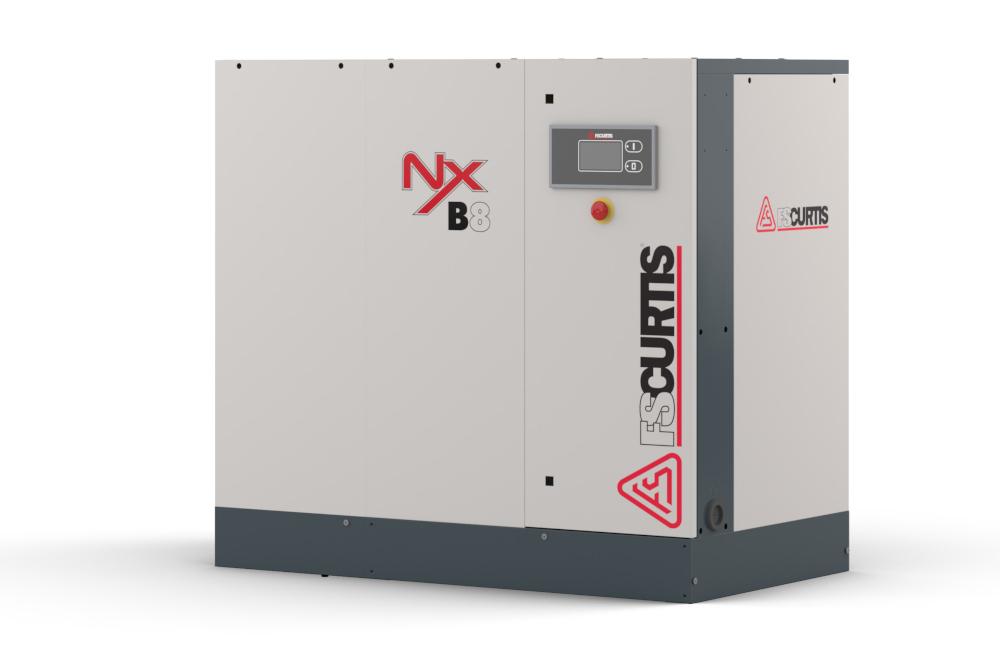 Curtis NXB08 Base w/Dryer 3 Phase 230-460V 100-175 PSI