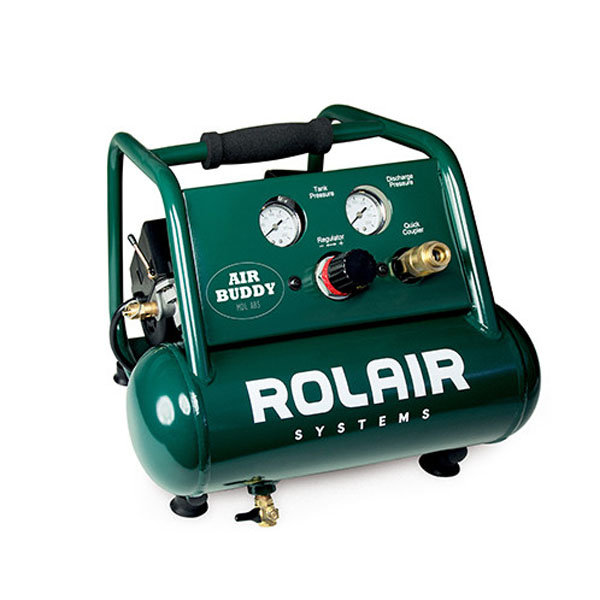 Rolair 0.5 HP 1 Gallon Oil Less (AB5)