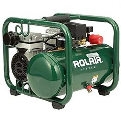 Rolair 1HP 2.5 Gallon Oil Less (JC10 PLUS)