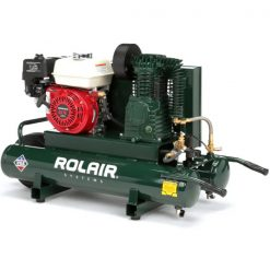 Rolair 5.5HP Gas 8 Gallon Wheelbarrel